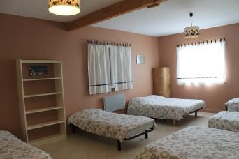 Chambre de 8 couchages